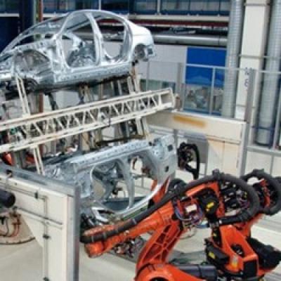 汽车全线自动化的最佳合作伙伴——力士乐